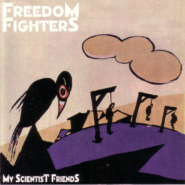 freedom fighters – my scientist friends [1997] / inessrychlik