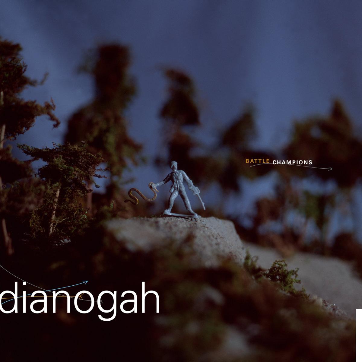 dianogah  – battle champions [2000] / whitneyhubbs