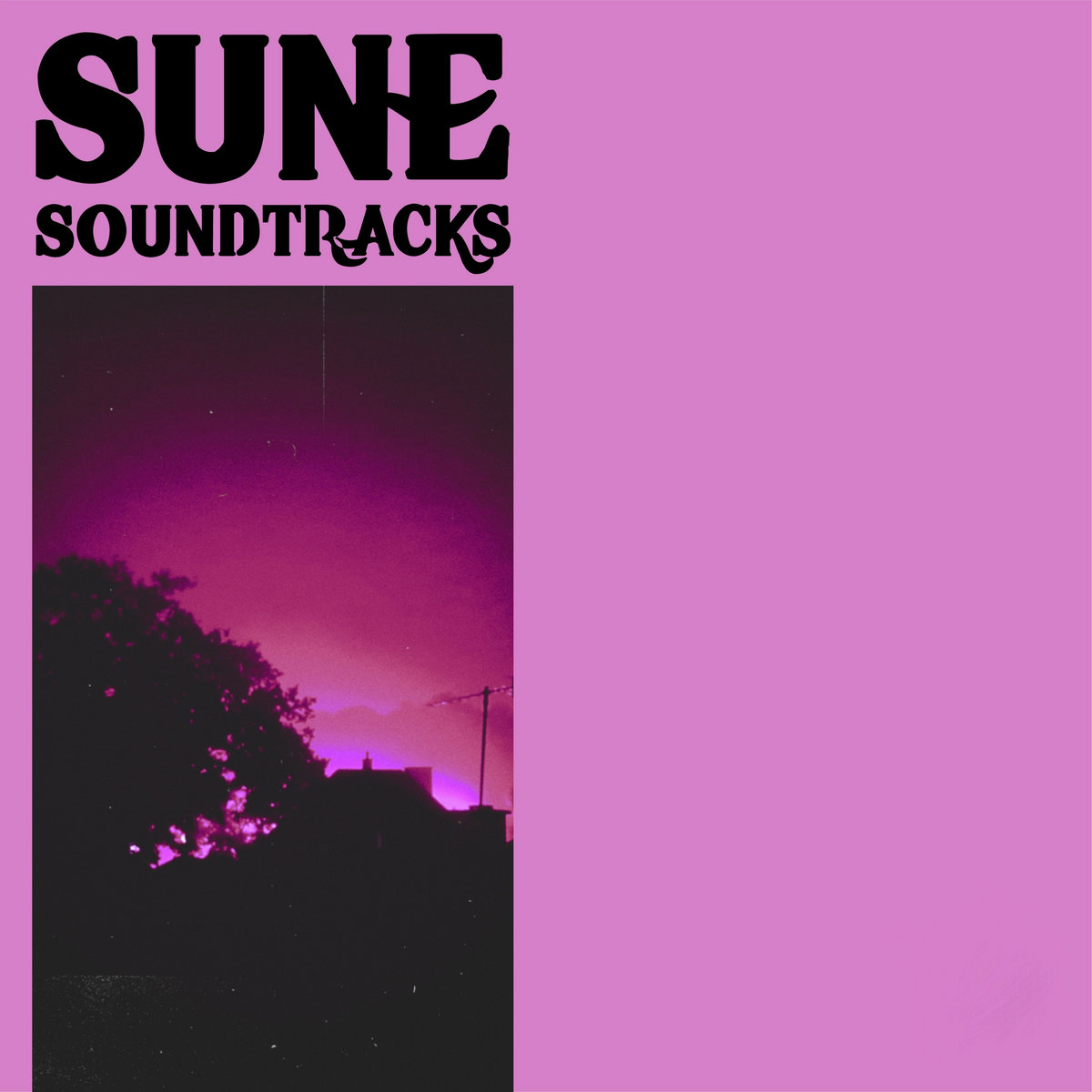 sune soundtracks [głowa konia nagrania;2021]