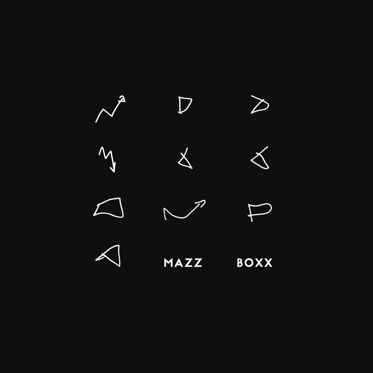 mazzboxx – mazzboxx [audio cave;2021]